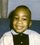 Tony at about 4 or 5 years old