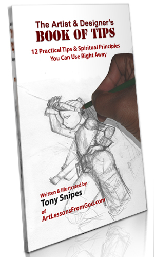 The Artist and Designer's Book of Tips